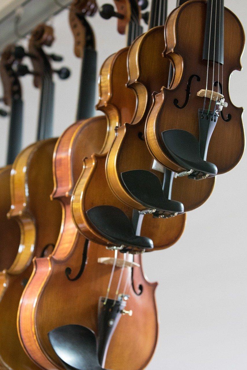 sound, violin, music