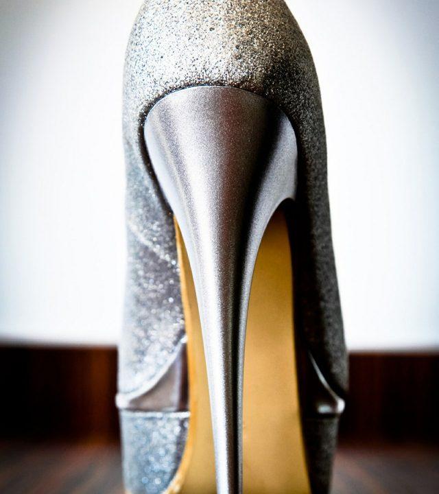 shoes, wedding, detail